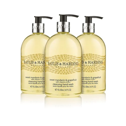 Baylis & Harding Hand Wash Sweet Mandarin & Grapefruit 500ml